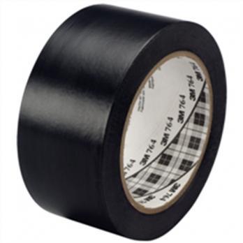 Лента для разметки 3М™ 764i, чёрная