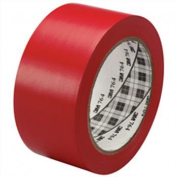 Лента для разметки 3М™ 764i, красная