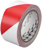 Лента для разметки 3М™ 767i, красно-белая